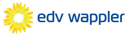 Logo edv wappler